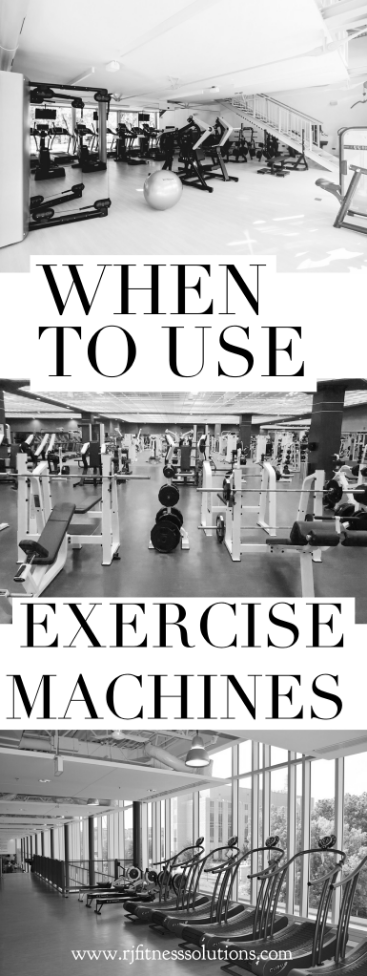 Are Exercise Machines Useful…See When To Use Gym Machines