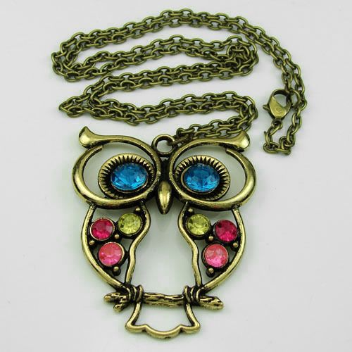 It's just a slight owl obsession