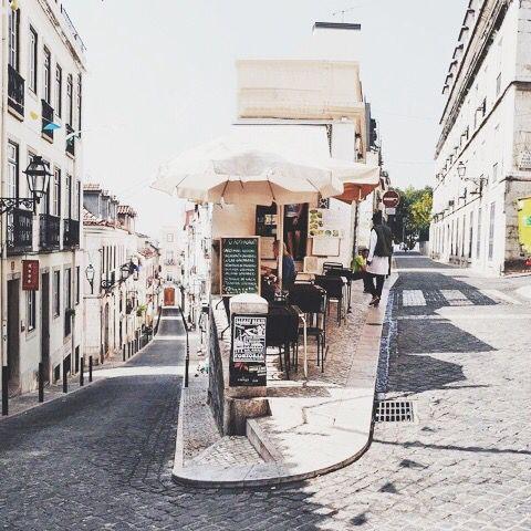 Lisboa, Rua Mal. Saldanha