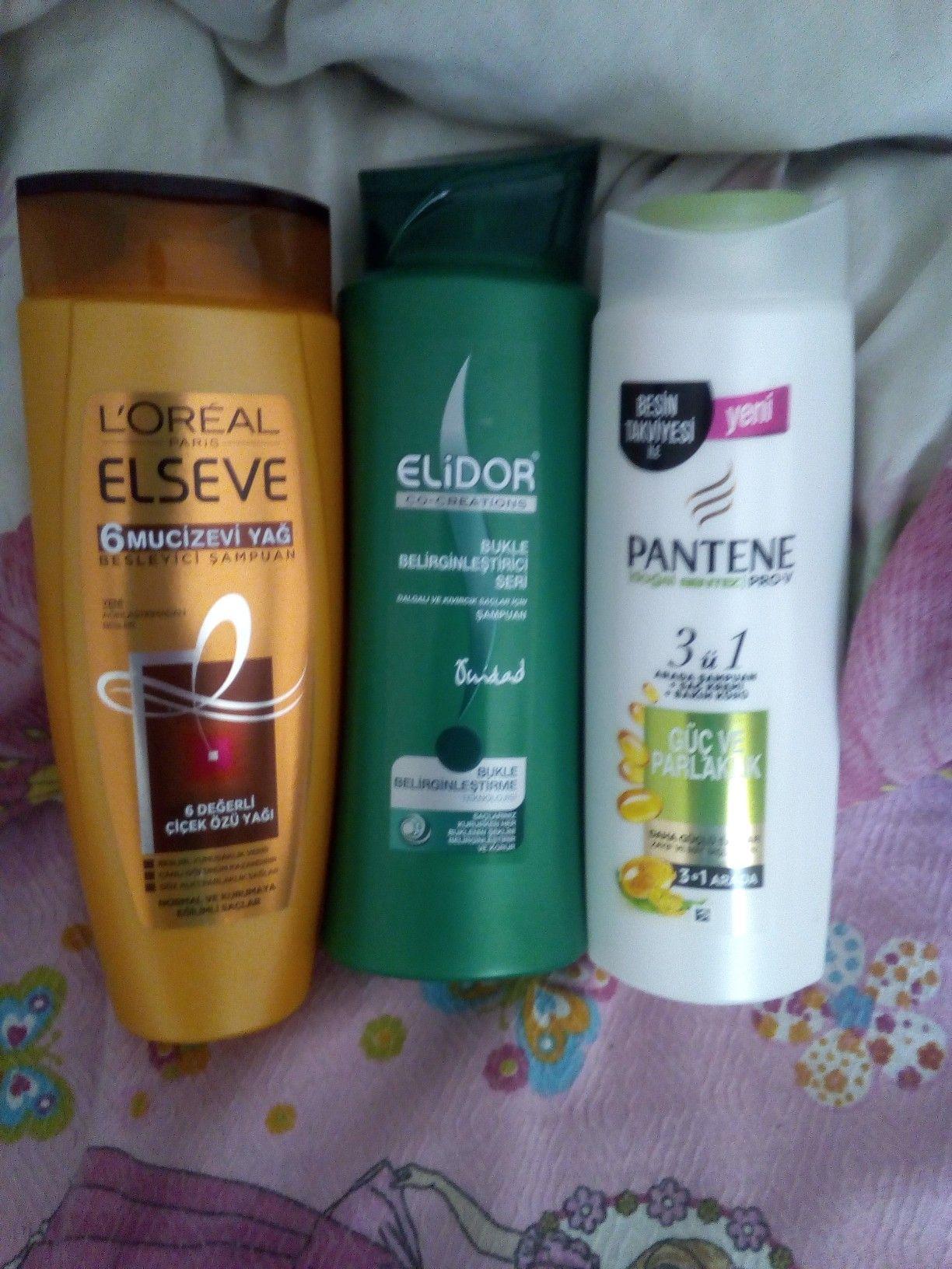 Shampoo Sampuan Bukle