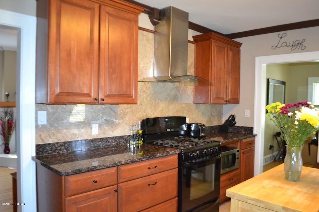 Gas stove kitchen kitchen decor