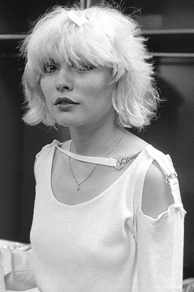 In Photos: Debbie Harry's Punk Style | Debbie Harry ...