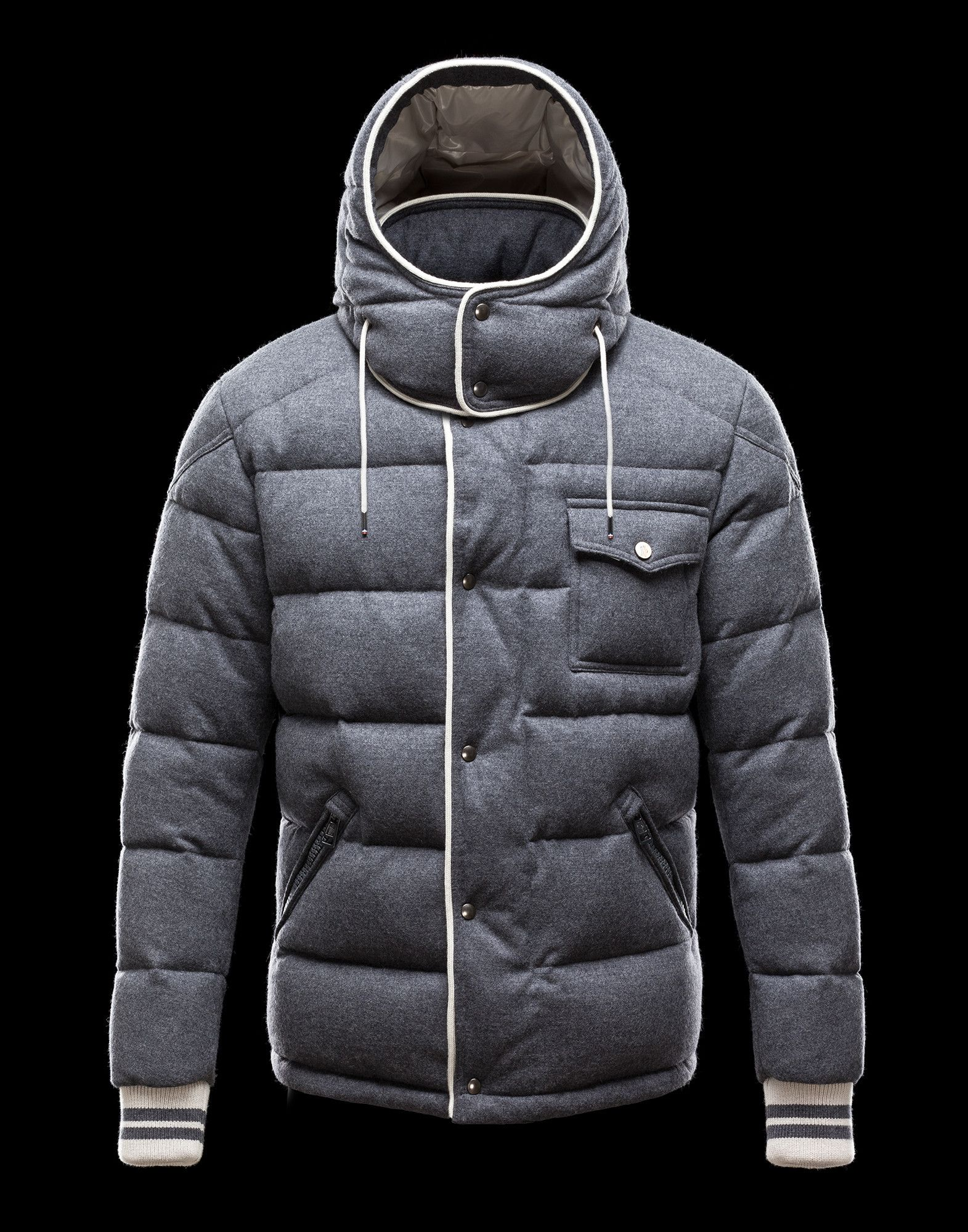 moncler@#$99 on in 2019 | 男装 | Moncler jacket mens