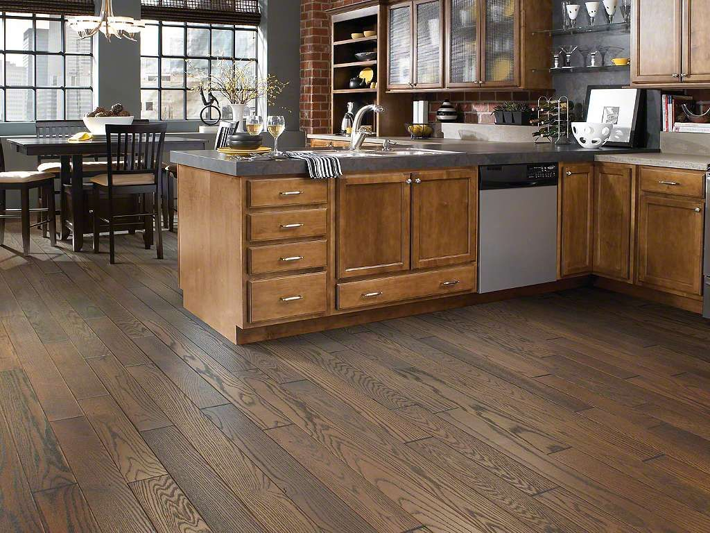 Homestead Sw518   Hearth Hardwood Flooring, Wood Floors | Shaw Floors