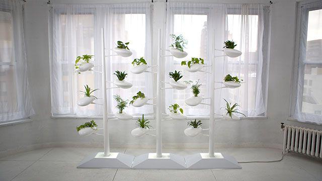 garden, #verticalgarden, #hydroponics Live Screen Indoor Garden by ...