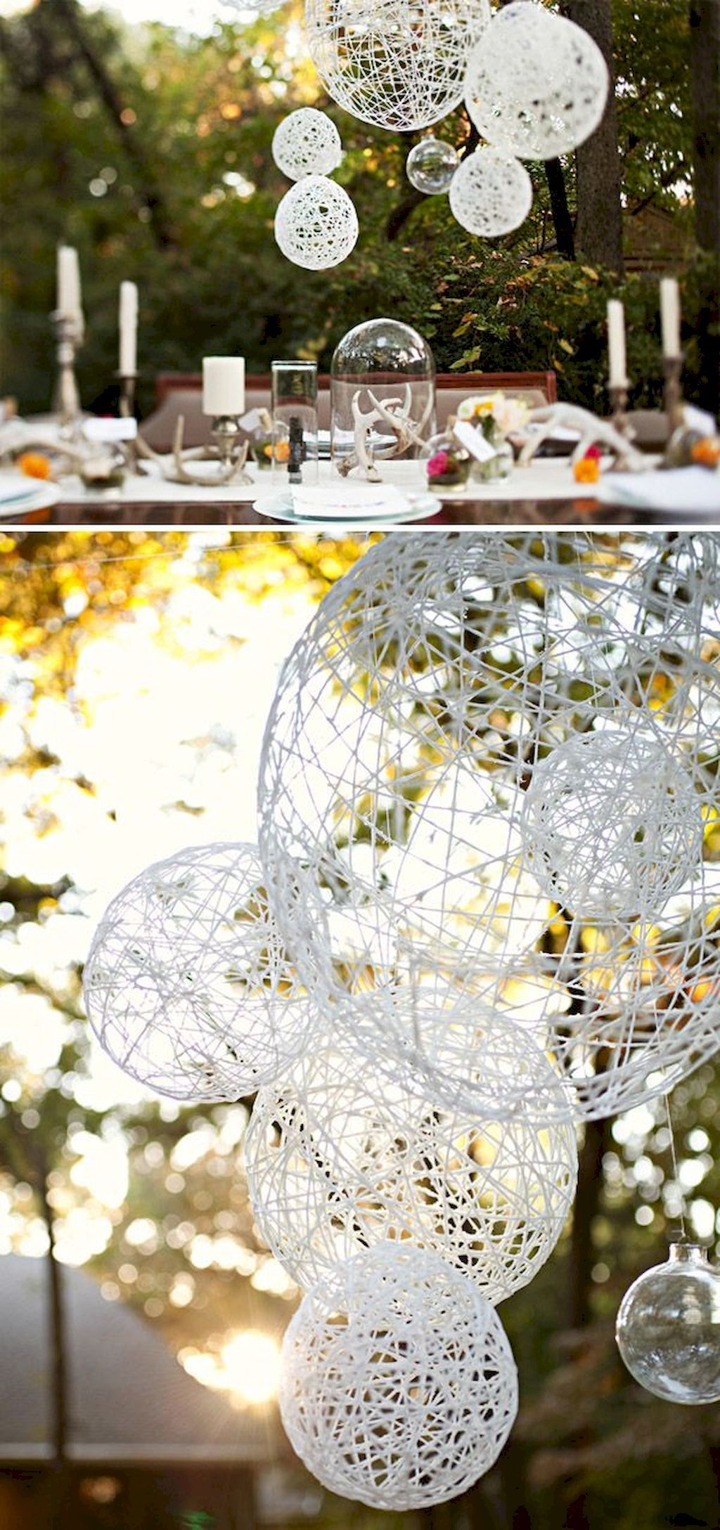 56 Inexpensive Backyard Wedding Decor Ideas | Wedding, Weddings and ...