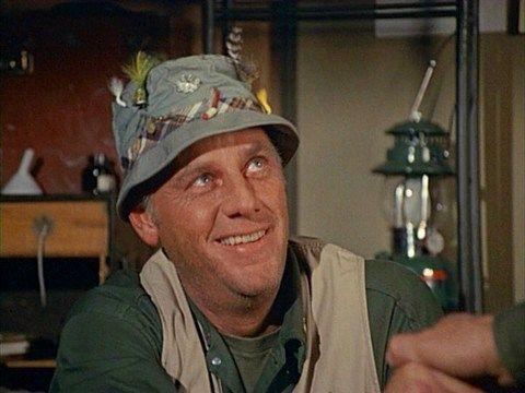 Lt  Colonel Henry Blake, M*A*S*H - TwoCentsTV Top 10 List
