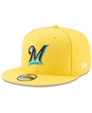 0c518bf78 Milwaukee Brewers Players Weekend 9FIFTY Snapback Cap in 2019 ...