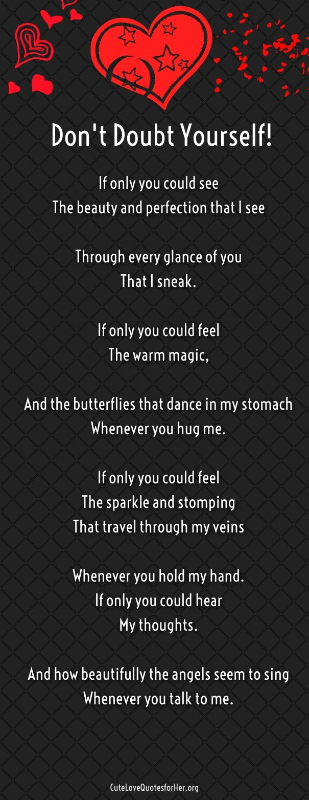 crying love poems for her Poems for your girlfriend
