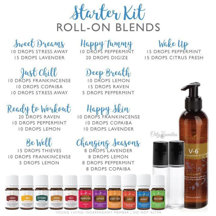 Join Young Living with us!
