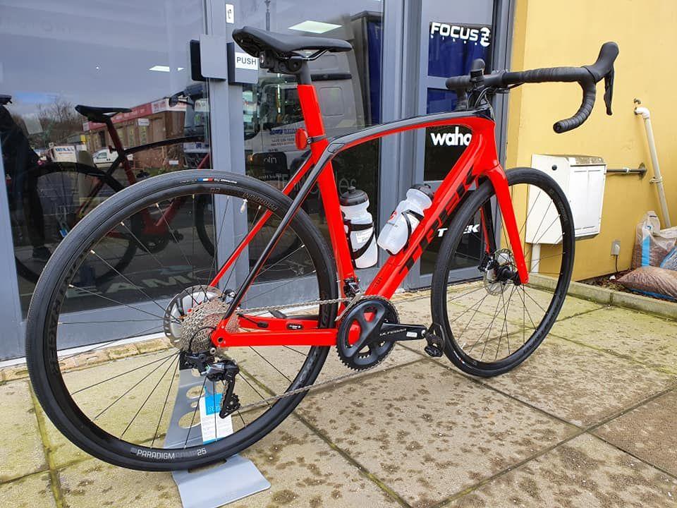Trek Domane Sl6 In 2020 Brilliant Bikes Trek Bike