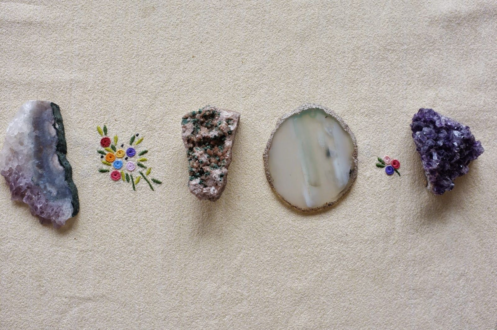 crystals | mieke willems
