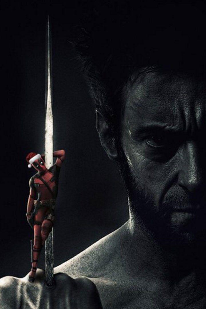 Wolverine, aka Hugh Jackman, Tweets Out a Hilarious Christmas Eve Deadpool Teaser