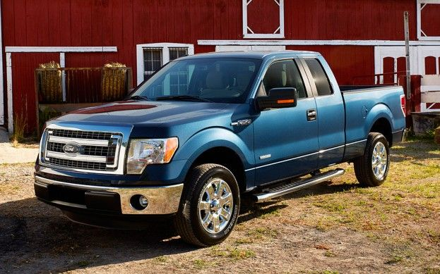 2013 Ford F 150 Unveiled Few Styling Tweaks Outside Myford Touch