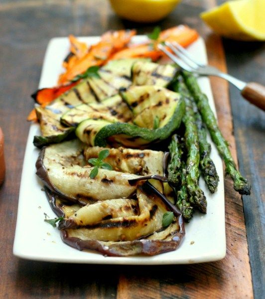 Inspired by Laurence, this is such a tasty way to cook a variety of seasonal vegetables.  Aubergine, courgette, asparagus and carrots work really well. Thinly slice the vegetables and very lightly …