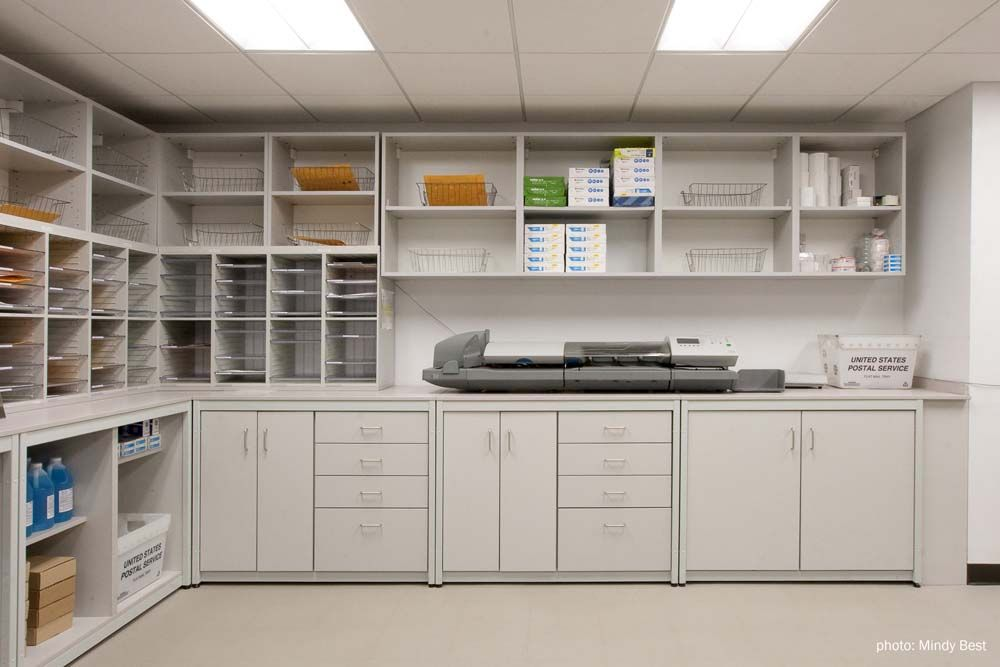 Stay Organized With Office Mailroom Furniture