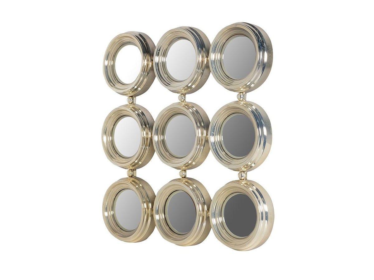 9 Circles speil
