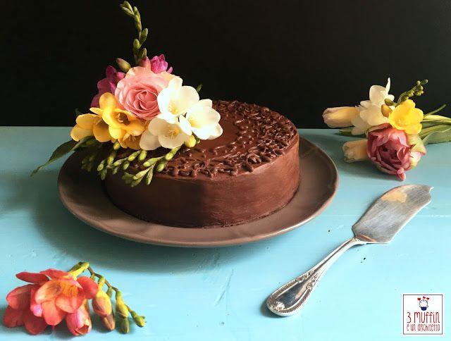 """tre muffin e un architetto: """"Torta vendicativa al cioccolato di Kitty"""""""