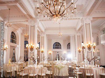 Georgian Terrace Hotel Atlanta Wedding Venues Midtown 30308