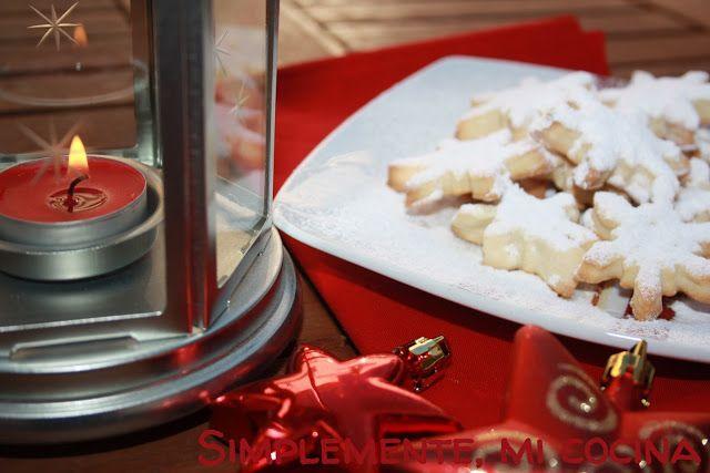 Masa/Pasta Sabl� (Galletas de masa quebrada)