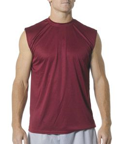 A4 N2295 Adult Cooling Performance Muscle Tee With Images