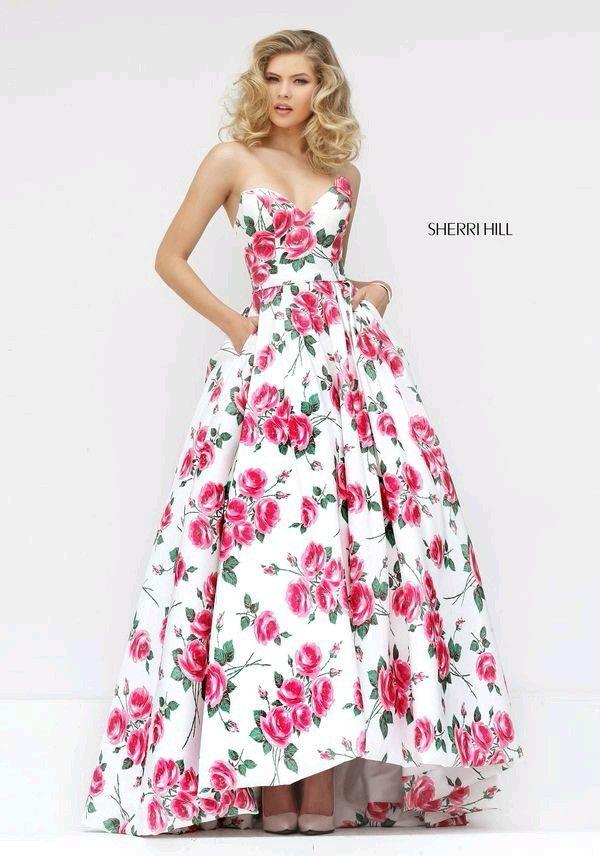 Pin de Lena dress Vintage en floral dress | Pinterest | Vestiditos ...