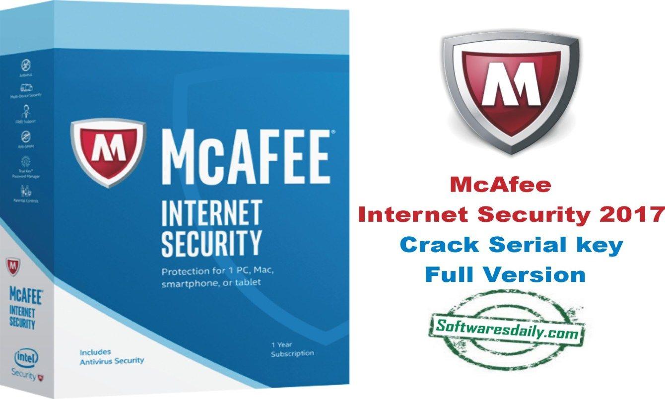 Mcafee internet security 2017 keygen