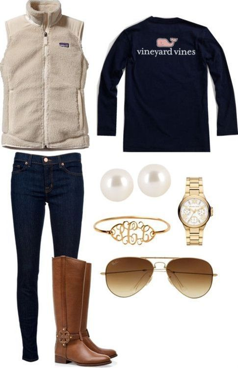 Casually Southern Outfit Fashion My Style Pinterest Southern Outfits Southern And Fall