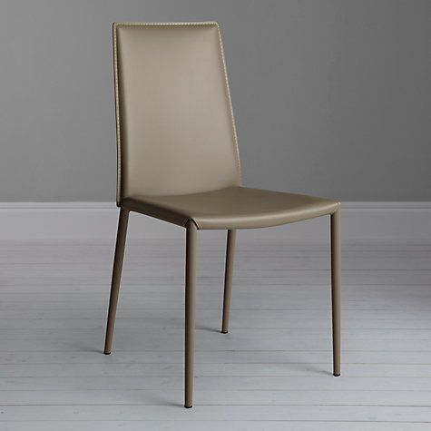 calligaris dining chair. Buy Calligaris Boheme Dining Chair, Taupe Online At Johnlewis.com Chair