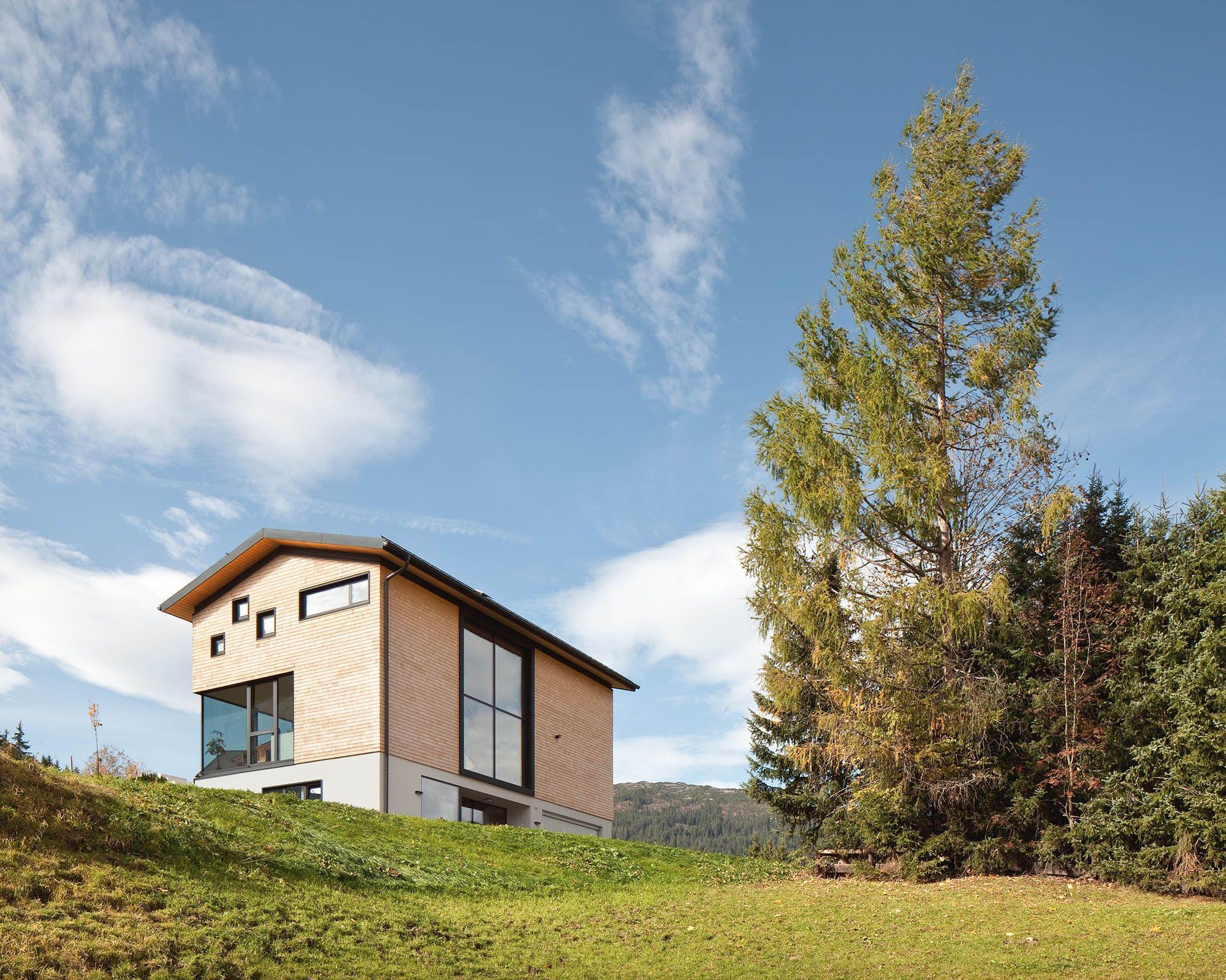 Haus E / pfanzelt architekten