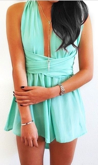 a30e4a17ffa Frosted Mint silk playsuit by Sisters The Label - Australian designer   339.00