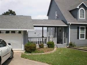 Garage attached by breezeway yahoo image search for Attached garage plans with breezeway