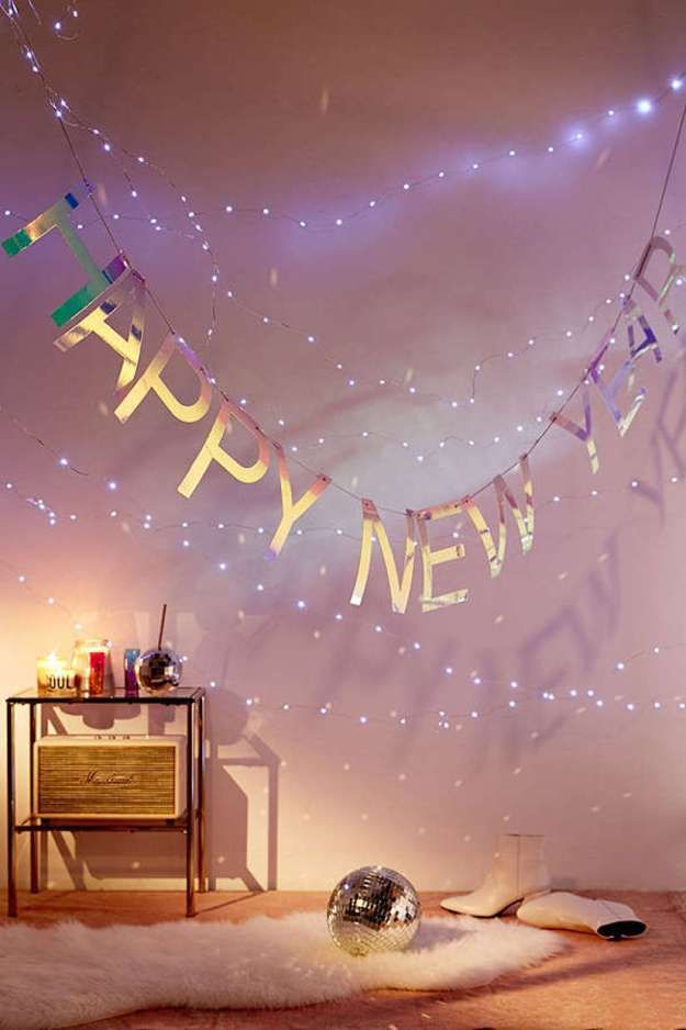 New Years Eve Party Ideas | Happy new year banner, Happy ...
