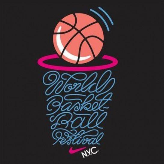 Nike Basketball Festival T-shirt designs for Nike. # ...