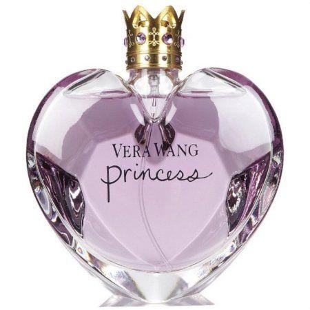 Vera Wang Princess for Women Eau de Toilette Spray, 1.7 fl oz, Gold