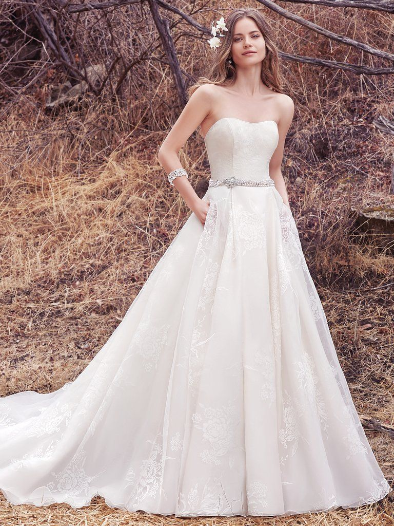 Maggie Sottero - DYLAN (All Ivory, Soft Champagne (Pictured))