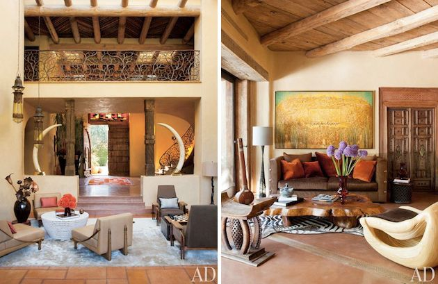 smiths 1 southwest inspired adobe home - South West Adobe Home Designs
