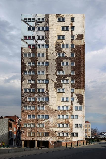 formes urbaines_barre d'ilôt . 2012  delory