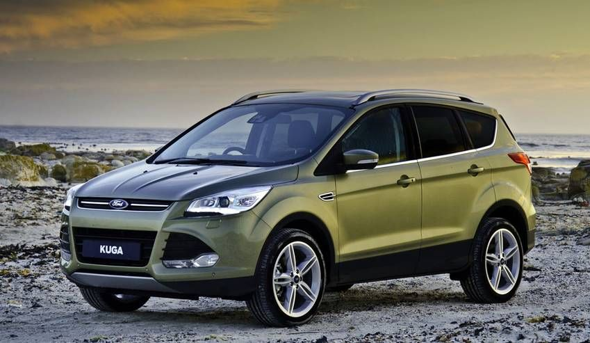 Ford Kuga Surprise And Delight Ford Escape Ford Kuga Ford