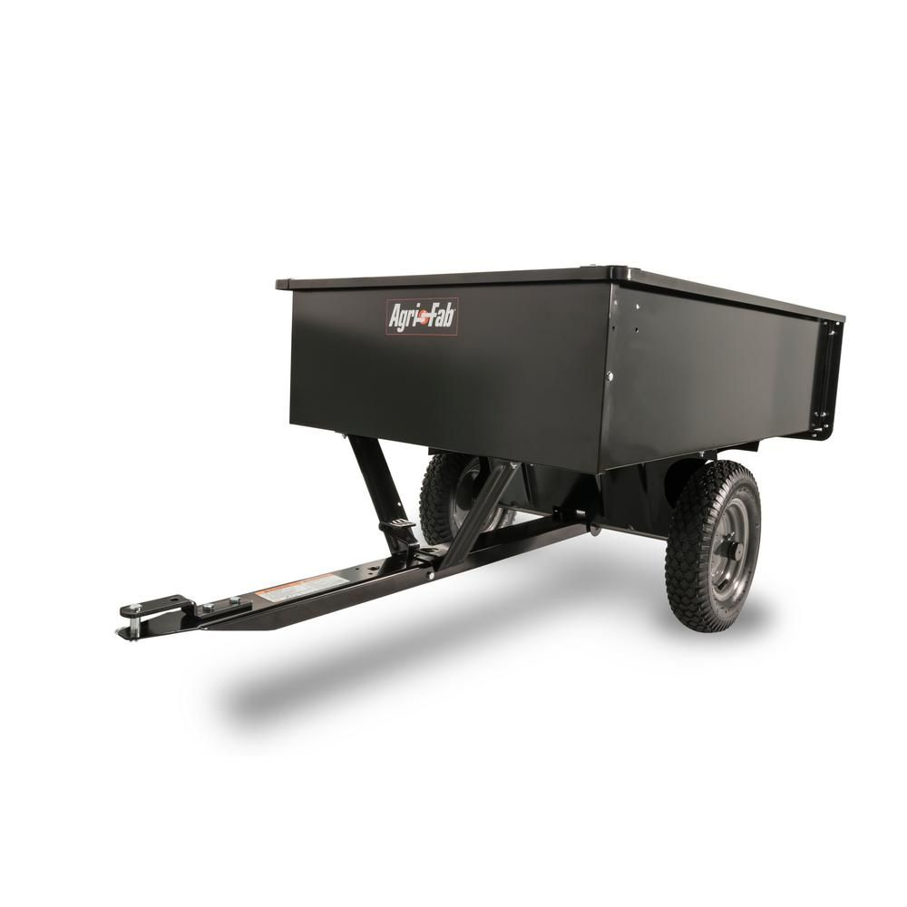 Agri Fab Utility 12 Steel Dump Cart 45 0101 999 The Home Depot With Images
