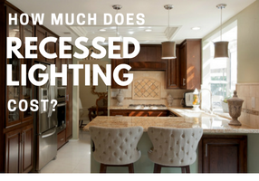 How Much Does It Cost Recessed Lighting Layout