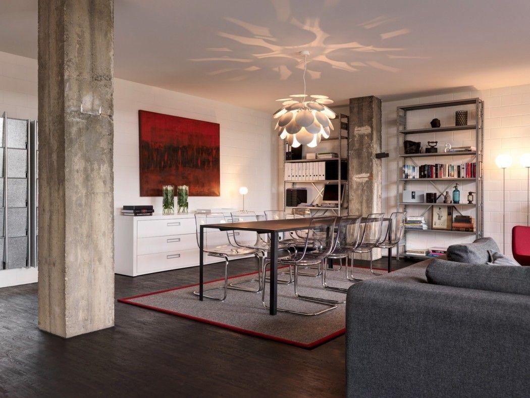 Living rooms Marset Discoco Pendant Room