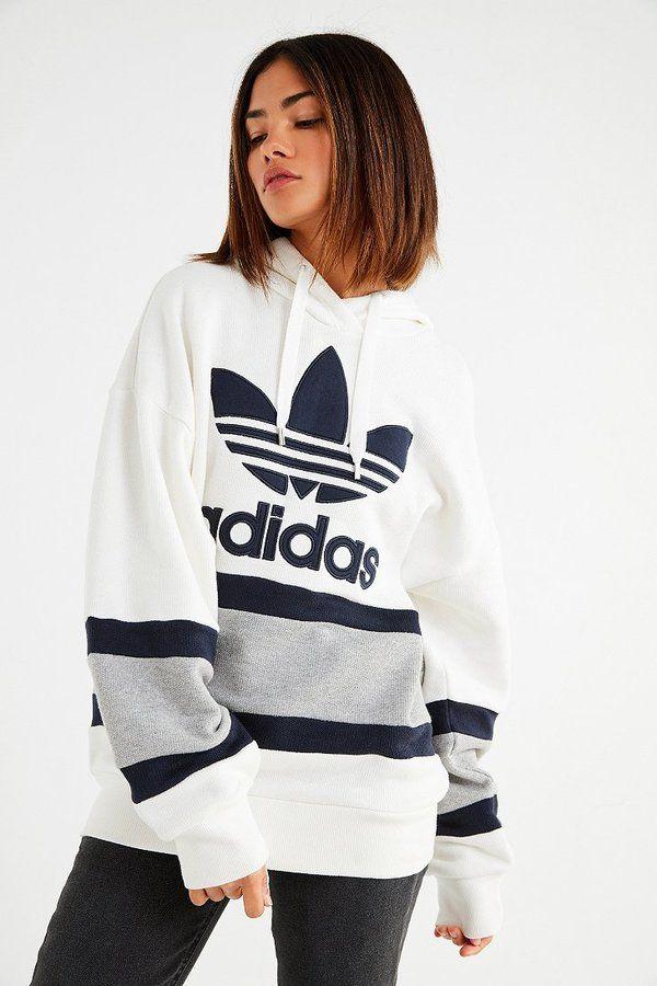 Hoodie Adidas Colorblock Hoodie Adidas SweatshirtAddidas SweatshirtAddidas Colorblock Originals Originals Adidas u3KFcl1JT