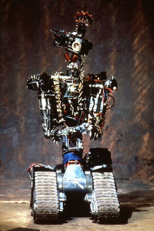 Number Johnny Five Short Circuit By Cryptdidical On Deviantart