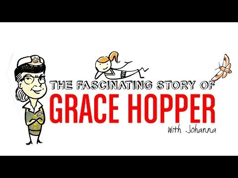 Grace Hopper was an American computer scientist and United States Navy Rear Admiral. She was the grandmother of COBOL (Common Business Oriented Language). Sh...