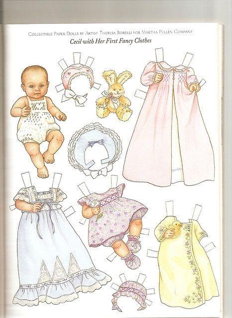Cecile 1 By Vonda Twin Girls Bedroom Paper Dolls