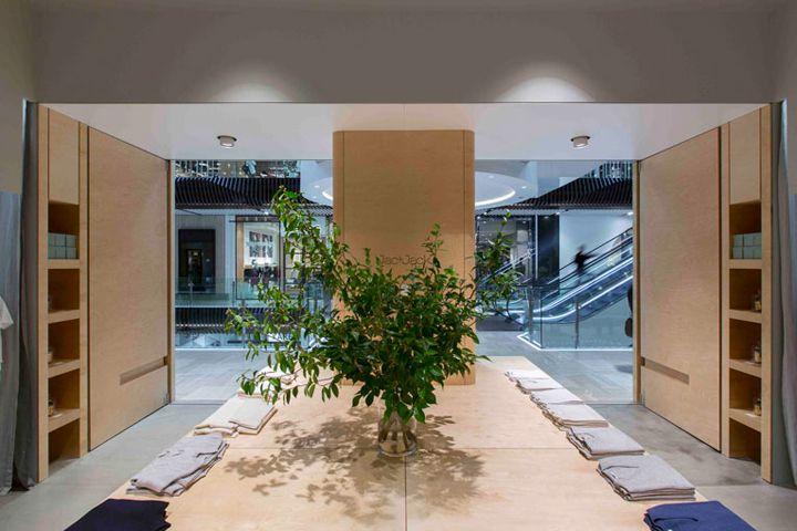 Jack + Jack store by George Livissianis, Melbourne – Australia » Retail Design Blog