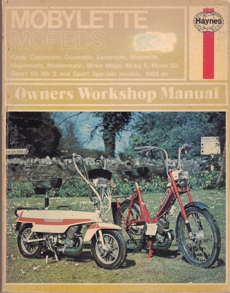 Details about MOBYLETTE MOPED,CADY,MOBY X,MONO 50,MAJORETTE,SPORT 50