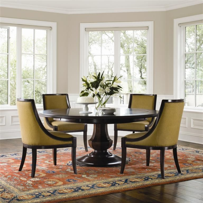 Brownstone Sienna Round Dining Table Dream Dining Table Round