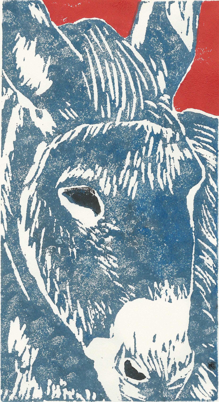 Esel von Artouche (www.a-r-touche.com)